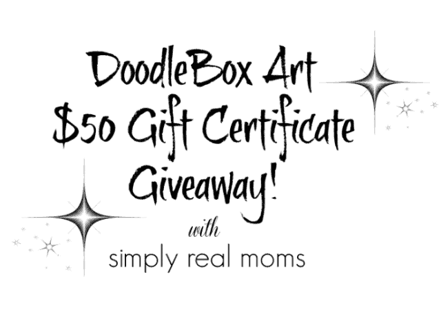 Picture 411 640x453 DoodleBox Art $50 Gift Certificate Giveaway!