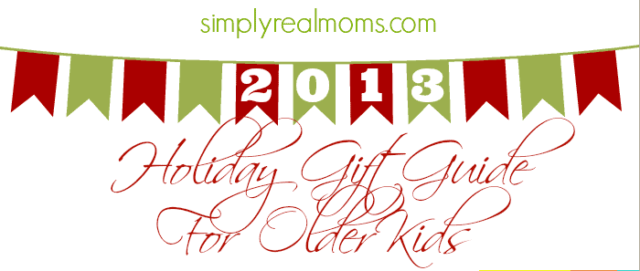 2013 Holiday Gift Guide: Gifts for Older Kids 18
