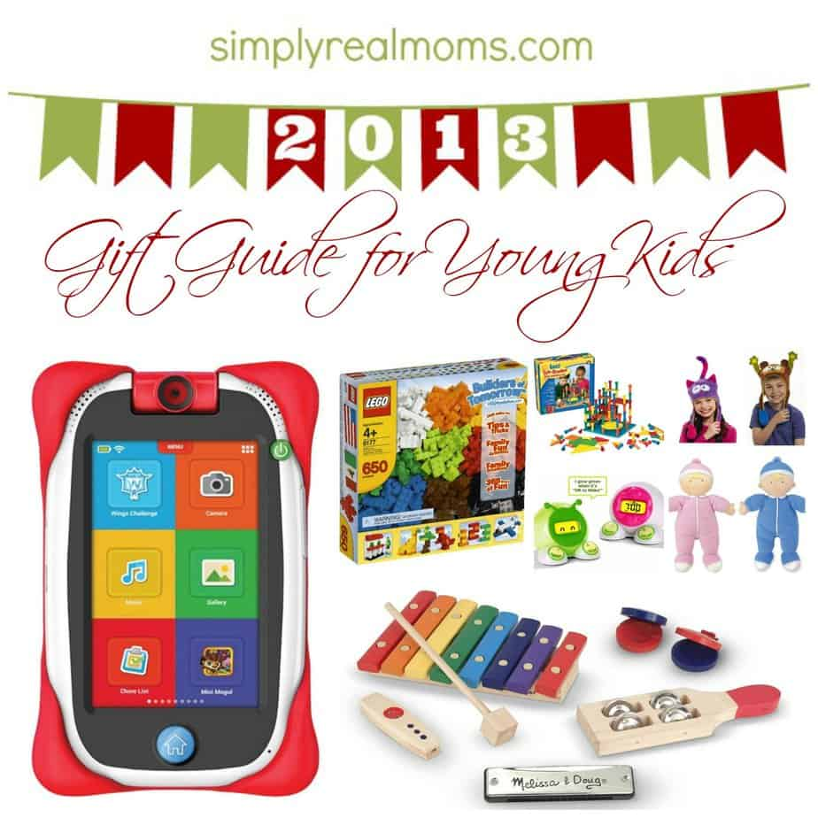2013 Holiday Gift Guide: Gifts For Young Kids 12
