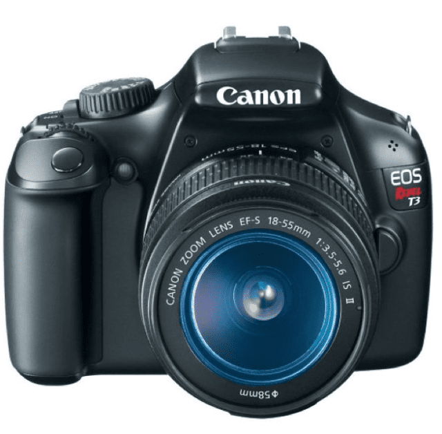 Canon DSLR Giveaway
