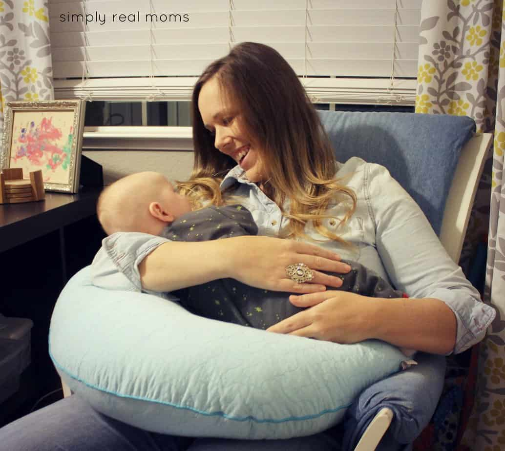 Gia Breastfeeding Pillow By Dr. Browns 9