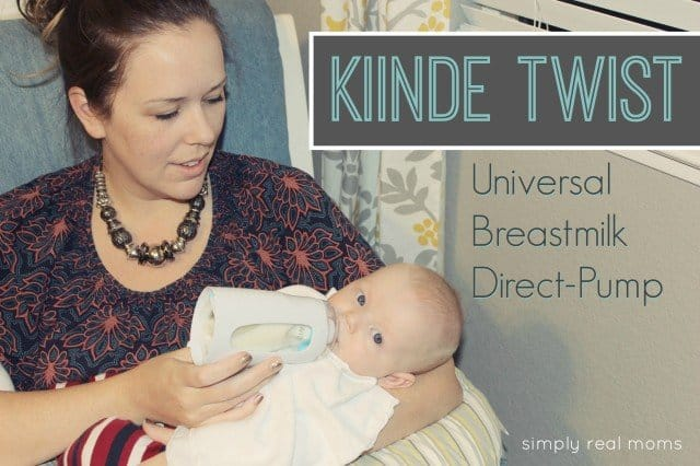 Kiinde Twist Direct Pump Breastmilk System 8