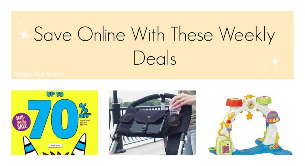 Save Online With These Weekly Deals 1
