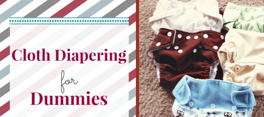 Cloth Diapering for Dummies: Information You Need To Know 6