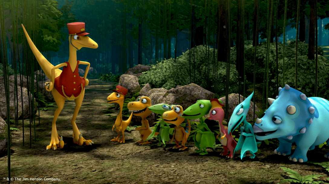 New Dinosaur Train Special From PBS KIDS 1