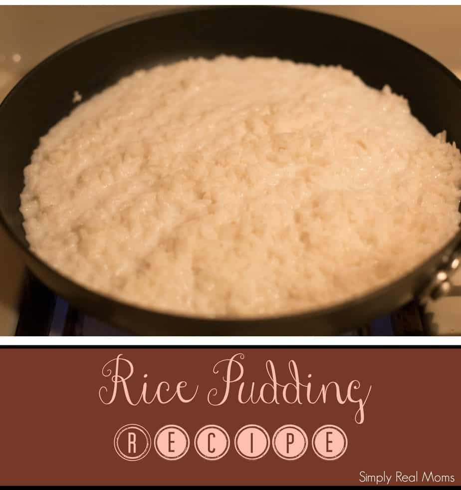 The Best Rice Pudding Recipe 1