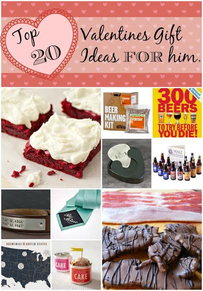 Top Valentines Gifts For Him 1