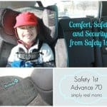 Comfort Safety and Security from Safety 1st Advance 70 150x150 Safety First Ask Our Expert Child Safety Mega Giveaway
