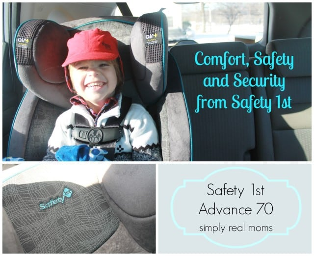 Comfort, Safety and Security from Safety 1st Advance 70