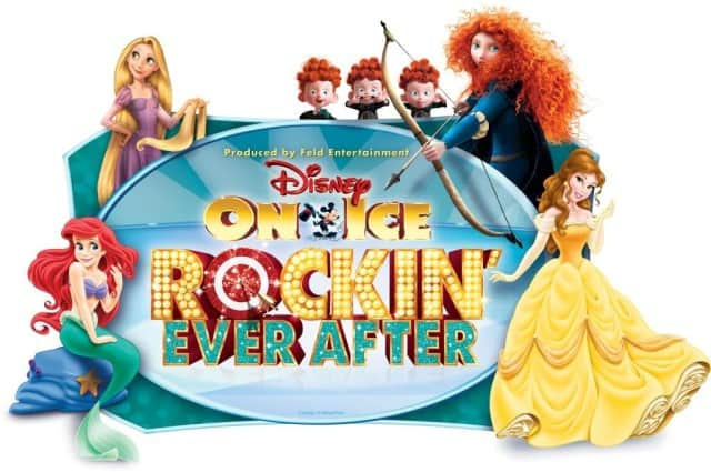 Disney On Ice Color