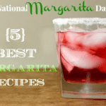 National Margarita Day2 150x150 Happy Hour: Real Fruit Watermelon Margaritas