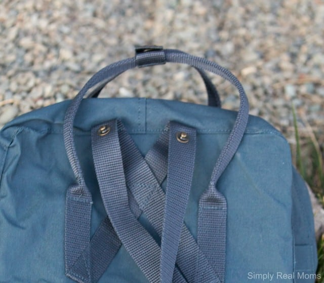kanken backpack how to adjust straps