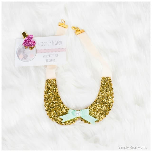 giddy up and grow necklace