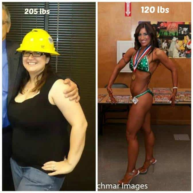 A Mom's truly inspiring and Amazing Weight-Loss Transformation 1