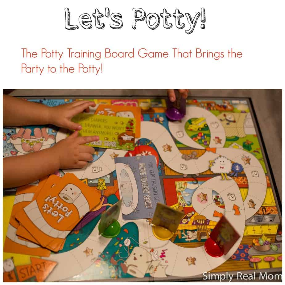 Let's Potty! The Potty Training Board Game That Brings the Party to the Potty! 1