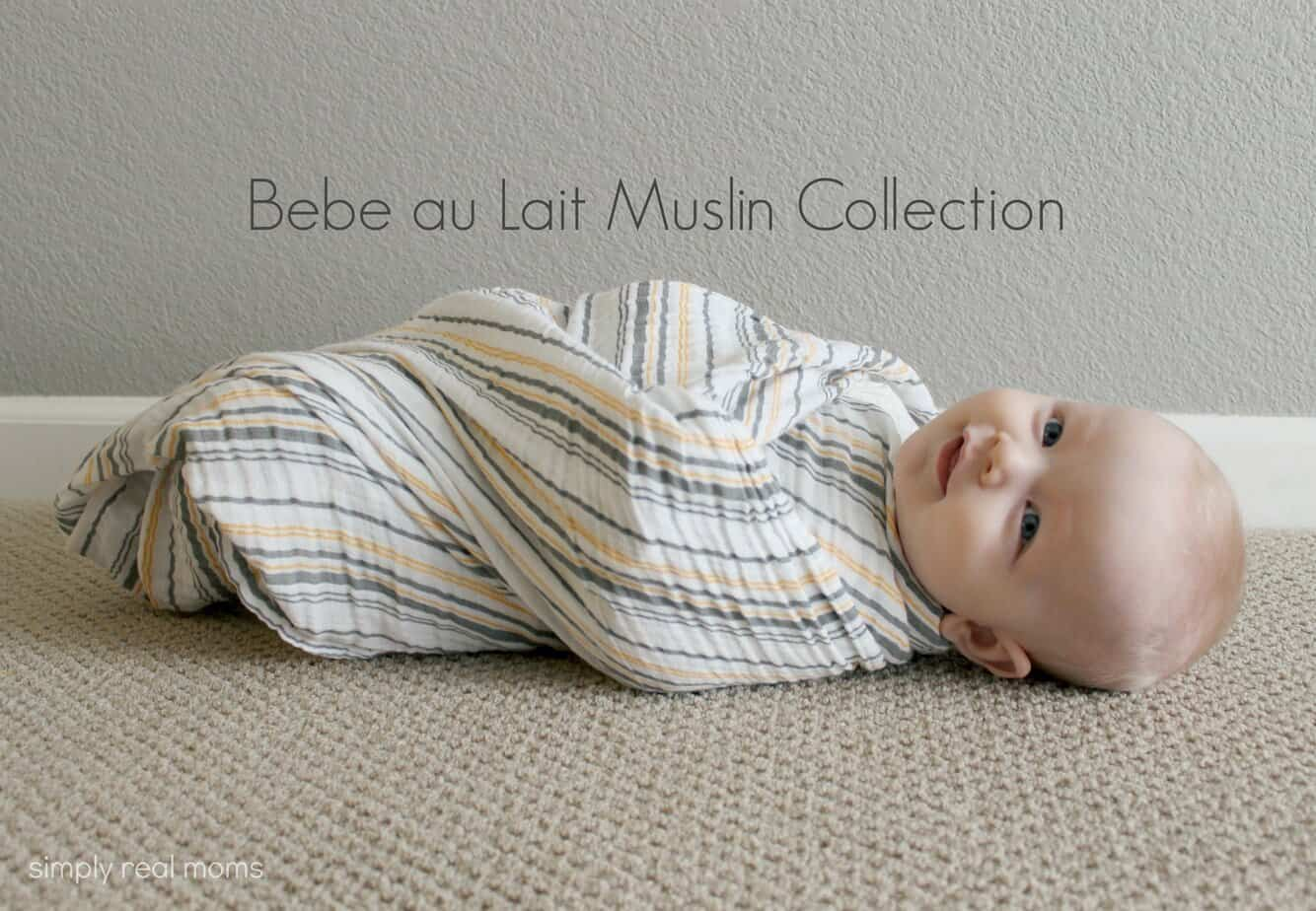 The New Bebe Au Lait Muslin Collection Is Perfection! 7