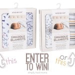 Bebe Au Lait Swaddle Giveaway 150x150 Baby Shower Gift Guide