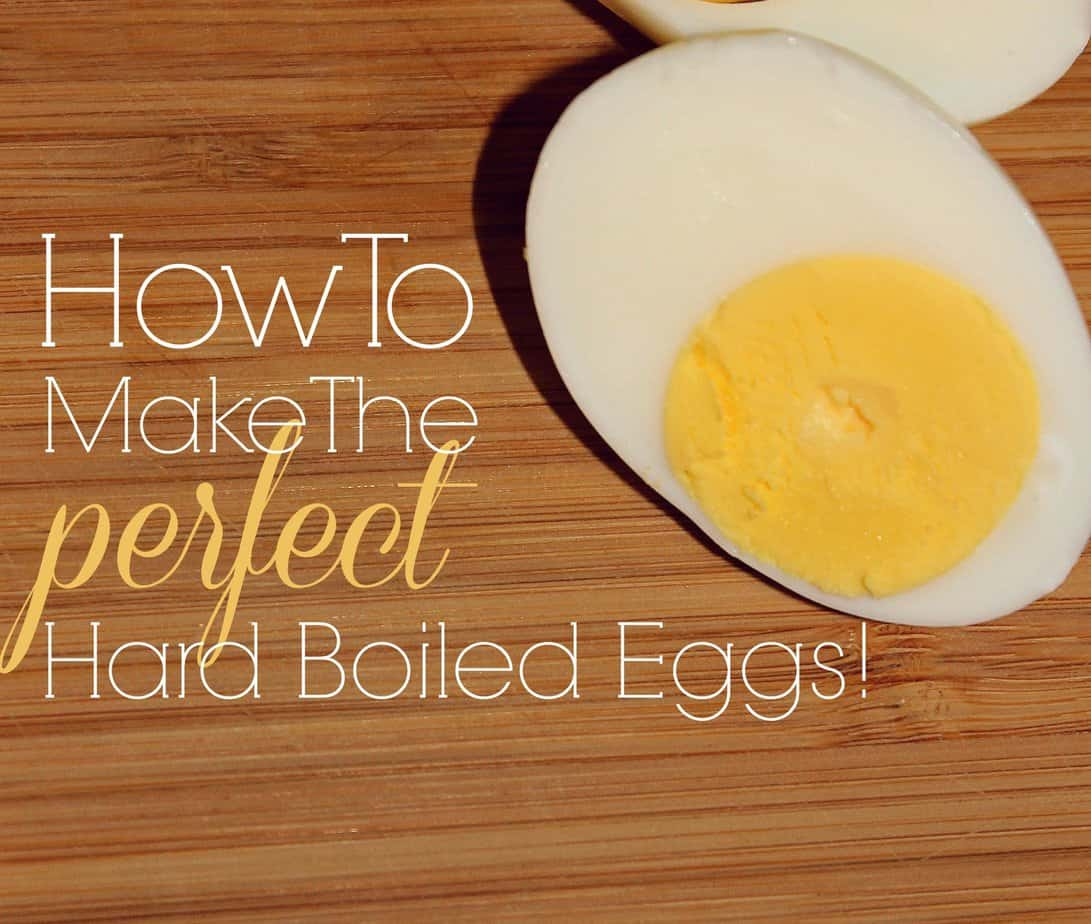 The Perfect Hard Boiled Eggs 3
