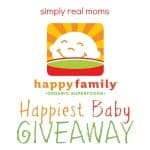 Happiest Baby Giveaway 150x150 Arbonne Skin Care Giveaway!