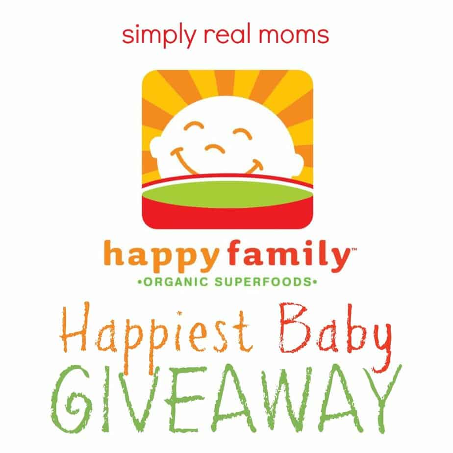Happy Baby Happiest Baby Giveaway 4
