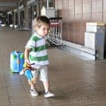 How to Survive Traveling with a Toddler