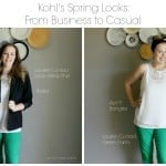 Kohls Spring Business to Casual 150x150 Thrifty Thursday: Buy Baby Clothes on a Budget!