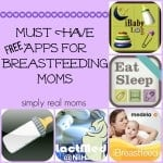 Must Have FREE Apps for Breastfeeding Moms 150x150 ITZBEEN Baby Care Timer