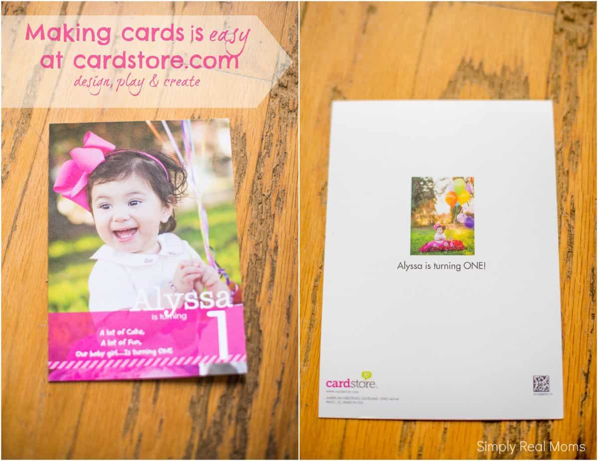 Making Cards Is Easy At Cardstore.com! 1