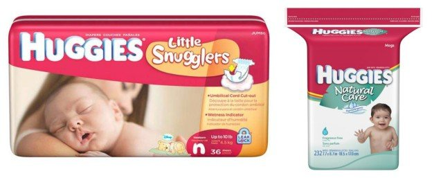 Baby Shower Diapers and Wipes