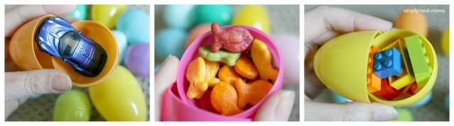 Candy Free Egg Fillers
