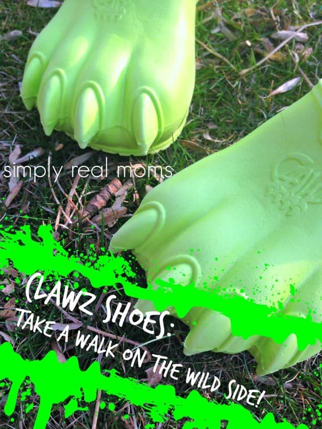 Clawz Shoes Take a walk on the wild side