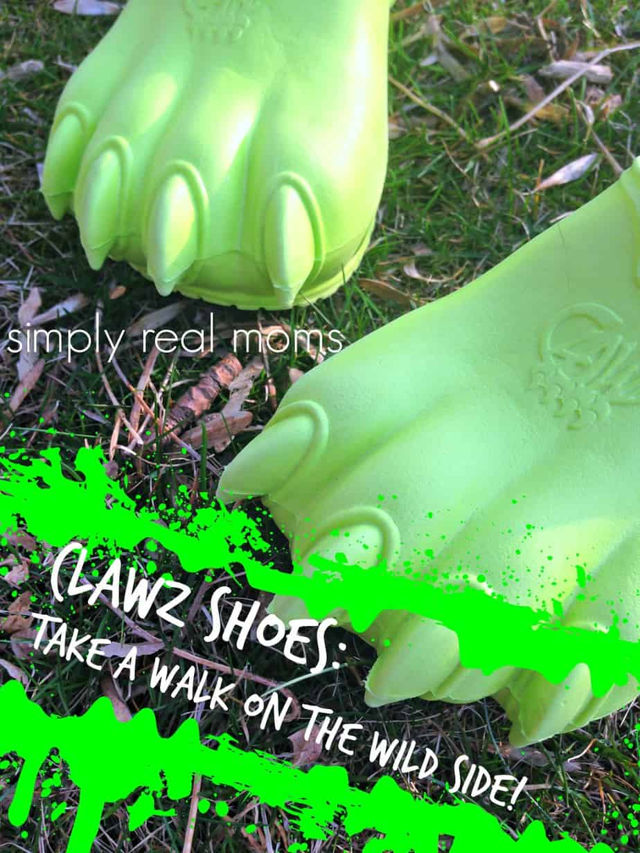 Clawz Shoes: Take a walk on the wild side! 1