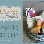 Great Candy Free Easter Basket Ideas For Your Kids!
