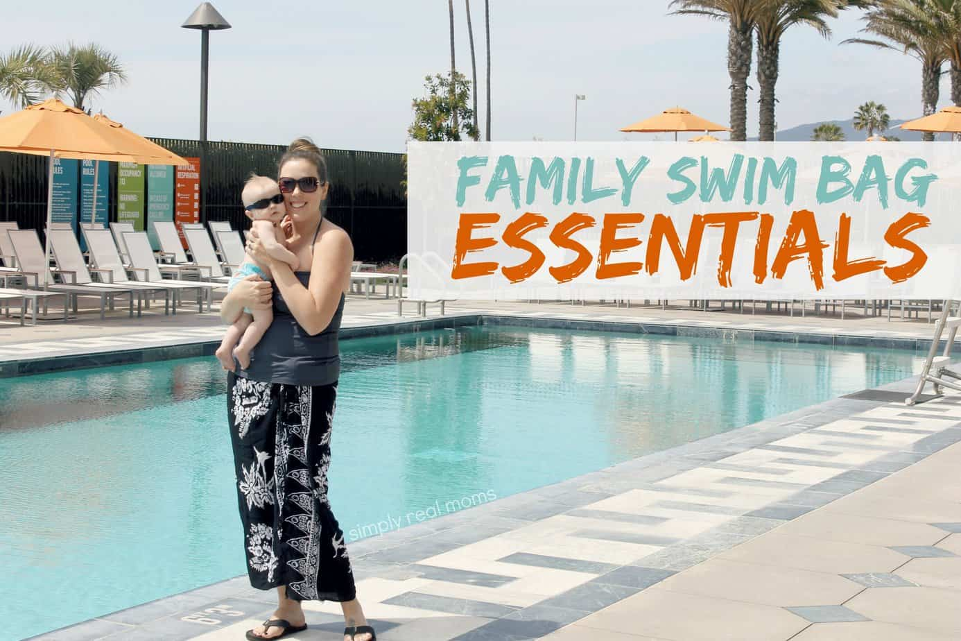 Family Swim Bag Essentials 4