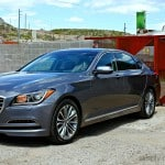 Hyundai Genesis 2015 150x150 The Hofsas House in Carmel by the Sea, California