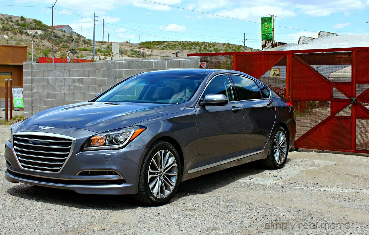2015 Hyundai Genesis: That was Then, This is Next 1