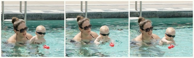 Mommy & Me Swimming Class