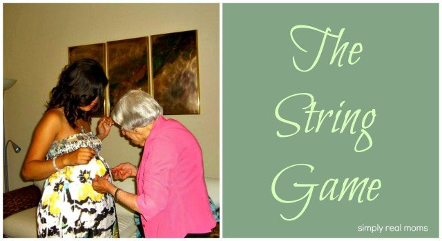 The String Game