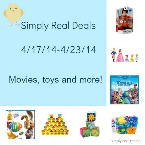 Simply Real Deals 4/17/14-4/23/14 6