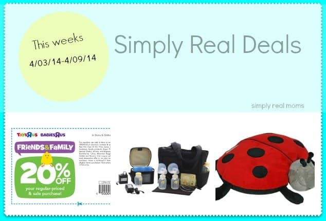 Simply Real Deals 4/03/14-4/07/14 1