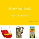 Simply Real Deals 4/24/14-5/01/14