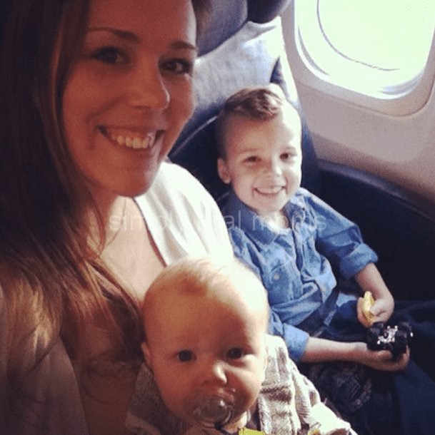 Allegiant Air with Simply Real Moms