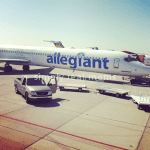 Allegiant Airplane 150x150 Holidays in San Francisco: Hornblower Santa Brunch Cruise
