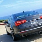 2014 Kia Cadenza Limited: Touring Orange County in Style