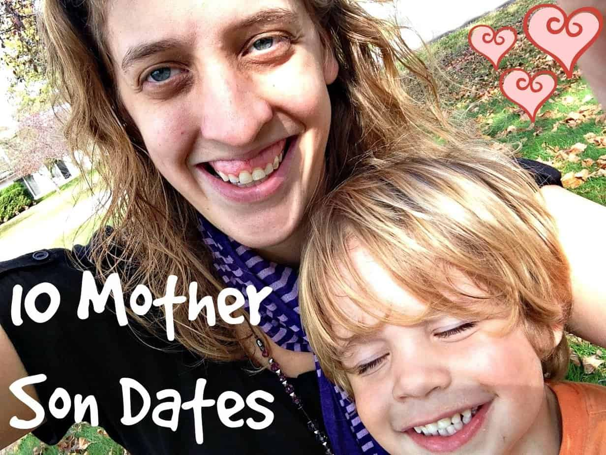 10 Mother and Son Date Ideas 1