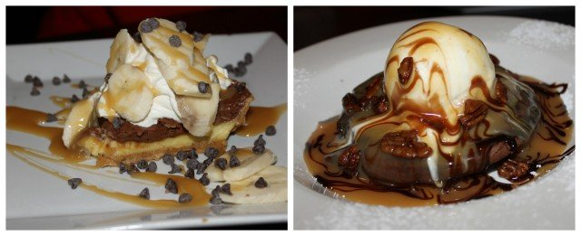 Daily Grill Desserts
