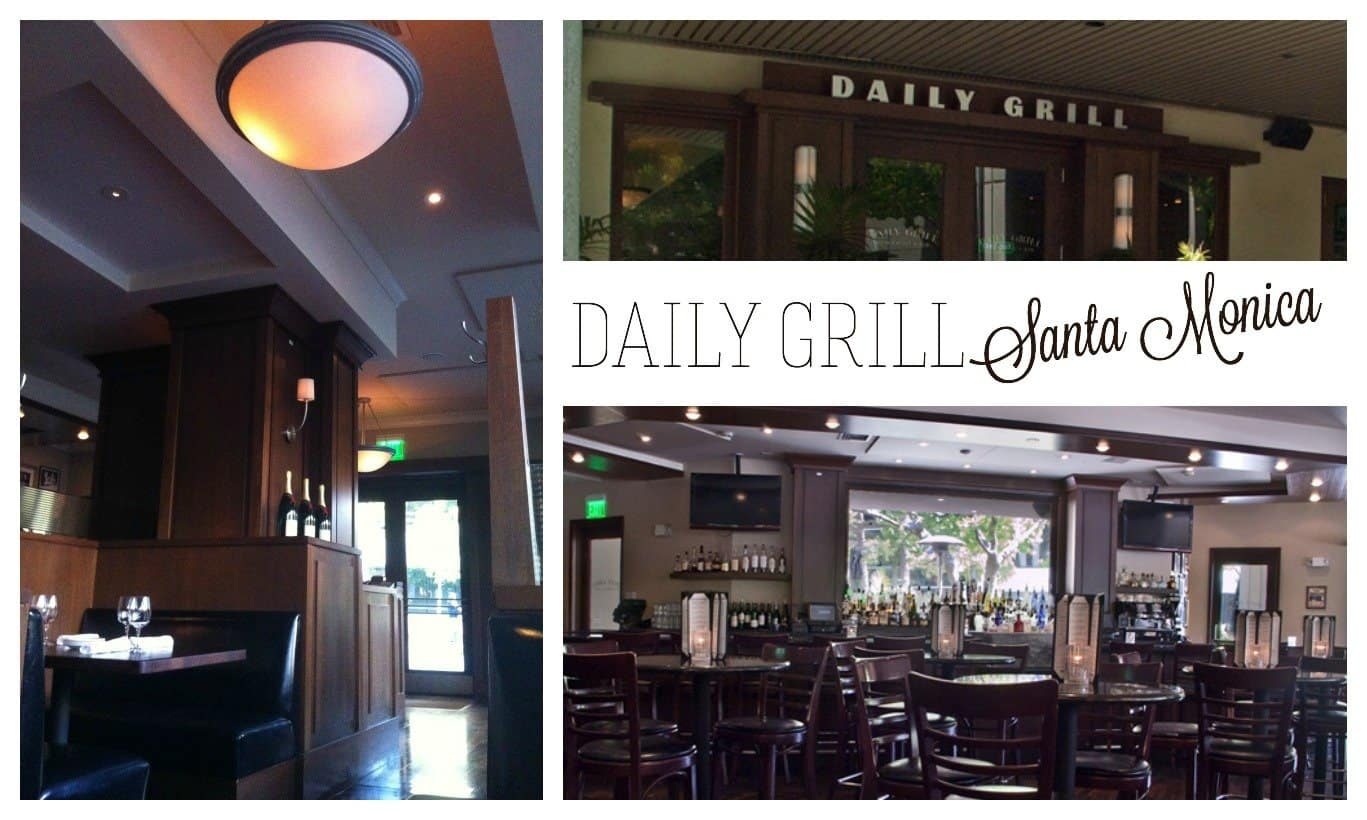 Daily Grill in Santa Monica 4