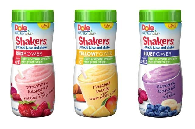 Dole Shakers