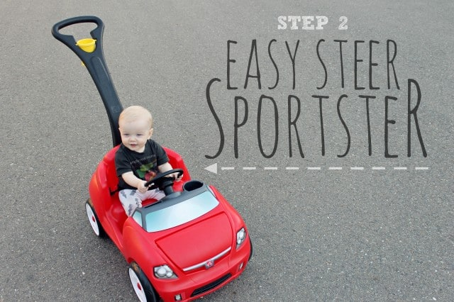 Easy Steer Sportster Review
