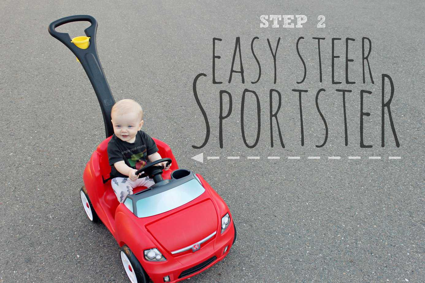 Step 2 Easy Steer Sportster 1